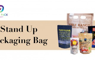 stand up packaging bag