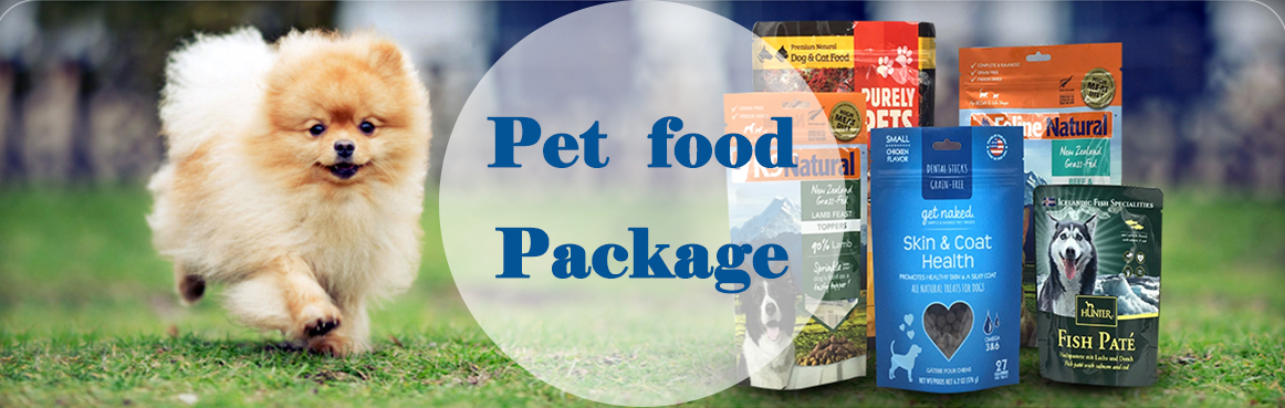 pet food package