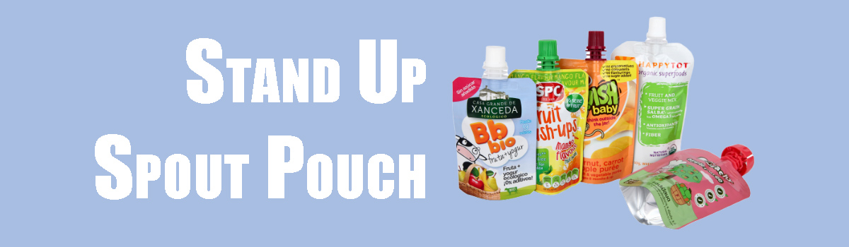 stand up spout pouch