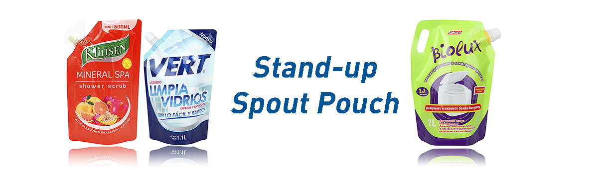 stand-up spout pouch